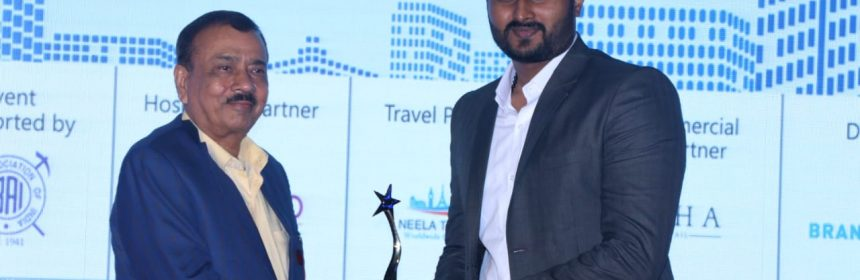 Best Realtor of the Year – Mr. AROSH JOHN, founder John Real Estate