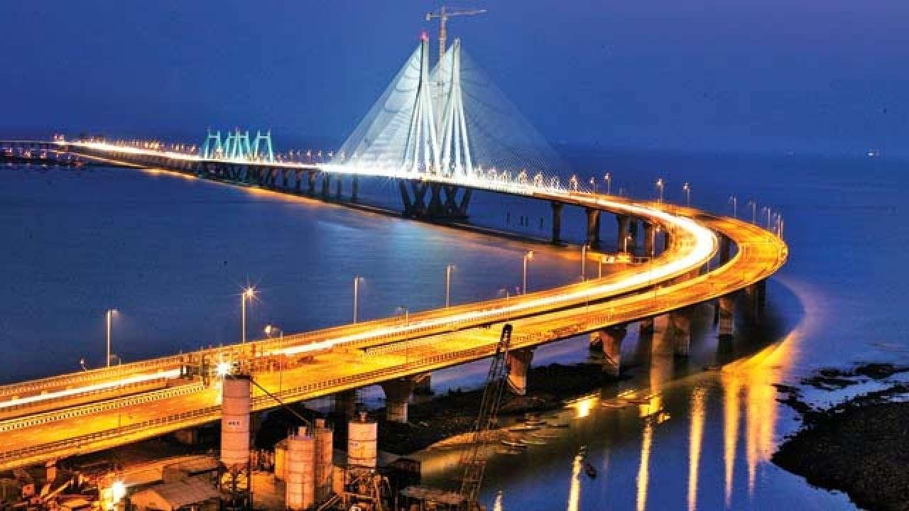Bandra-Versova sea link
