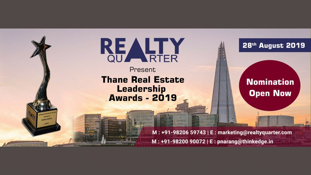 Thane Real Estate Leadership Awards